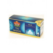BROOKE BOND TAJ MAHAL STRENGTH & FLAVOUR TEA BAGS 25 PCS