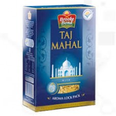BROOKE BOND TAJ MAHAL TEA STRENGTH & FLAVOUR TEA 500 GM