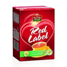 BROOKE BOND RED LABEL  TASTY & HEALTHY 250 GM ( REFILL )