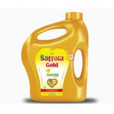SAFFOLA GOLD REFINED OIL 5 LTR