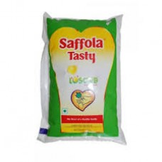 SAFFOLA TASTY REFINED OIL 1 LTR