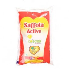 SAFFOLA ACTIVE REFINED OIL 1 LTR