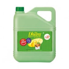 DHARA  REFINED  VEGETABLE OIL 5 LT