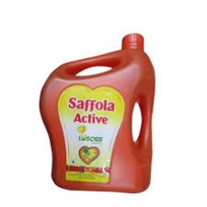 SAFFOLA  ACTIVE  REFINED OIL 5 LTR