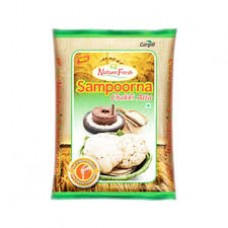 NATURE  FRESH  SAMPOORNA CHAKKI ATTA 5 KG