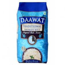 DAAWAT BASMATI RICE TRADITIONAL 1 KG