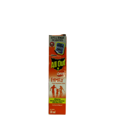 ALLOUT OFF FAMILY INSECT REPELLENT LOTION 50 ML