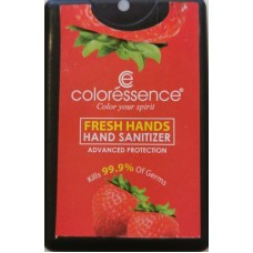 ColorEssence Pocket Hand Sanitizer Strawberry